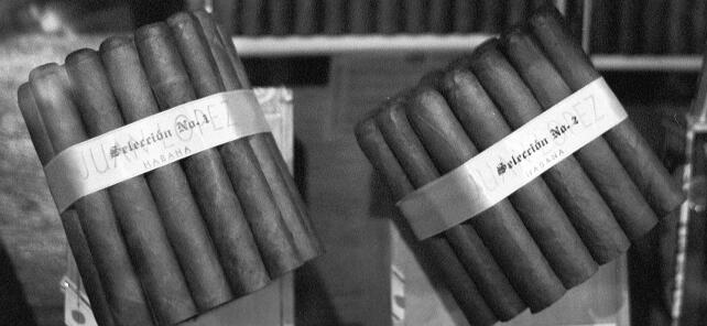 Cigars from countries like Brazil, the Dominican Republic and Honduras are considered to be good