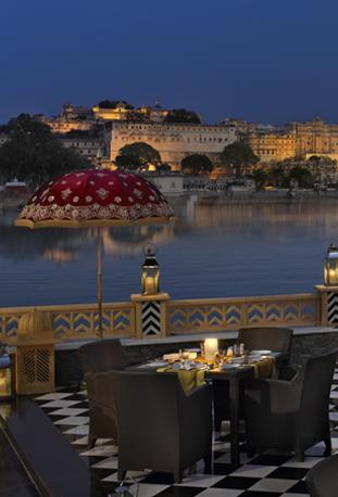 Starry splendour at Leela Udaipur