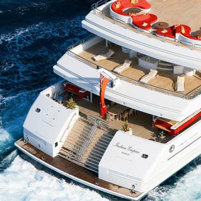 Yacht Vijay Mallya