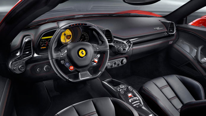 READY TO FLY | Ferrari's 458 Spider is a brilliant combination of looks, comfort and panache