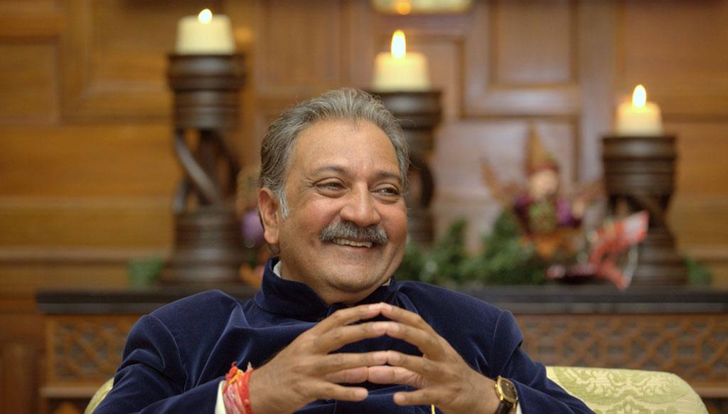 A Maharaja gives you his words