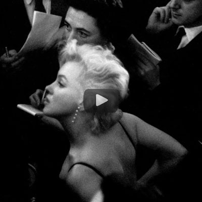 Marilyn and N°5 – Inside Chanel