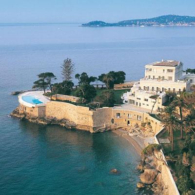 A Mediterranean sojourn at Le Cap Estel
