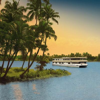 Luxurious Kerala houseboats to indulge you