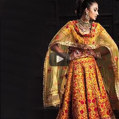 Tarun Tahiliani tells you how to select the right bridal wear