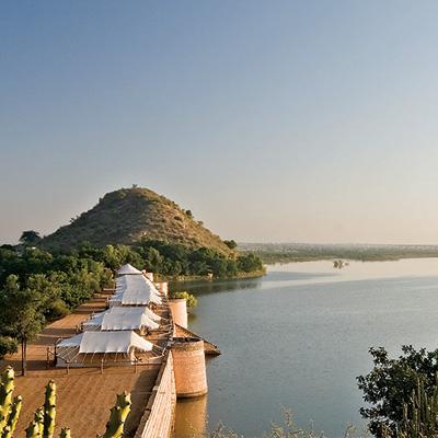 The Royal Camping at Chhatra Sagar