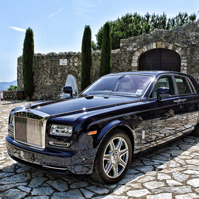 The Romance of Rolls Royce
