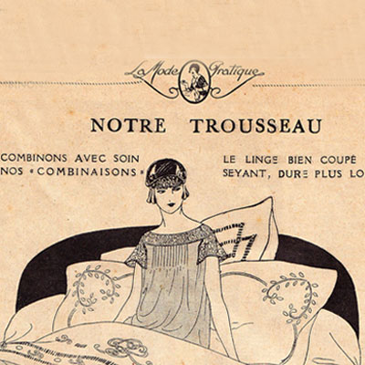 Global hotspots of trousseau shopping