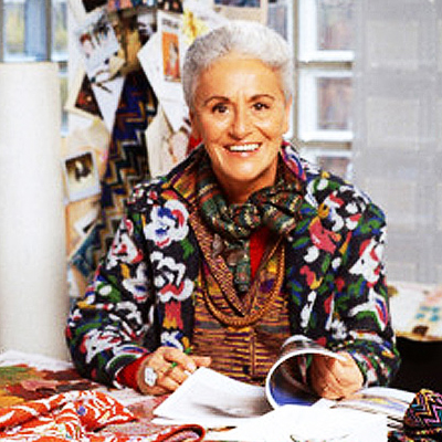 Fashion is not something compulsory: Rosita Missoni