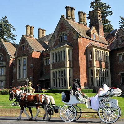 Dream castles for destination weddings