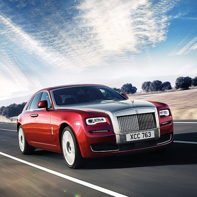 Rolls-Royce Ghost Series II – an oasis of calm in a frenetic business world