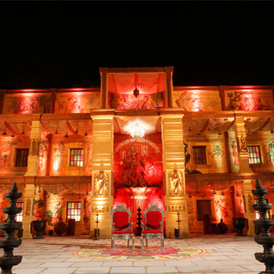 Wedding themes are Q-Events success mantra