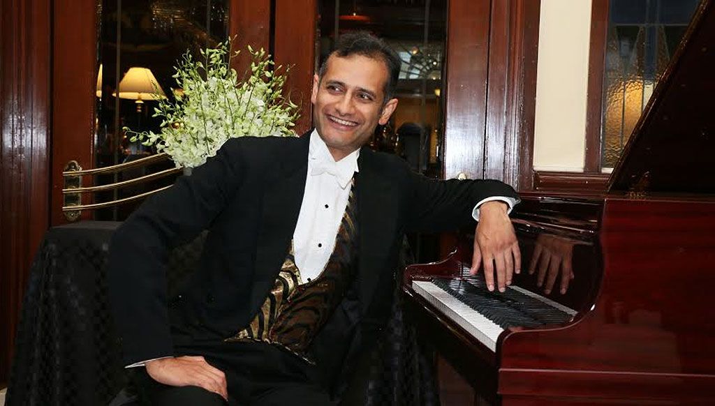 Karl Lutchmayer talks about the iconic Steinway