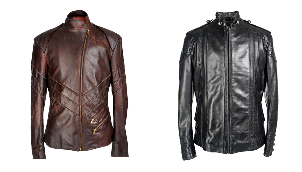 Bespoke leather fashion from the v renaissance for What is bespoke leather
