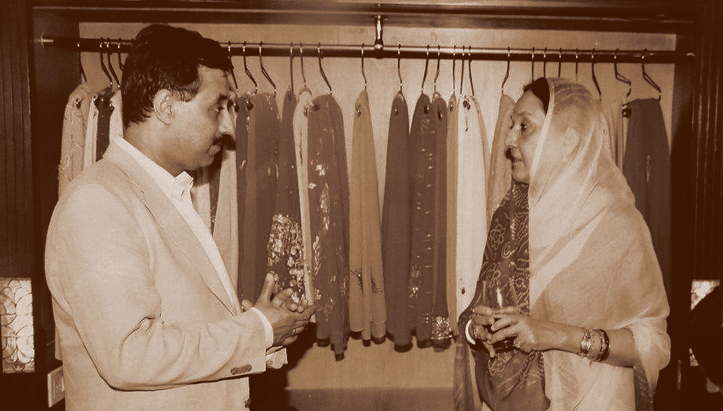 Jaipur's Rukhmani draws Nita Ambani among others with its chiffon and georgette masterpieces