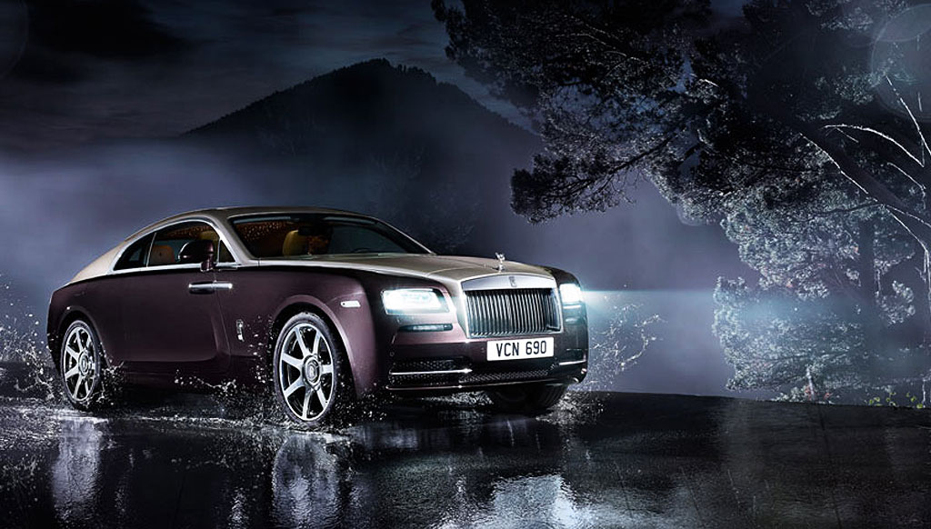 Reviewing the most powerful Rolls-Royce: The Wraith