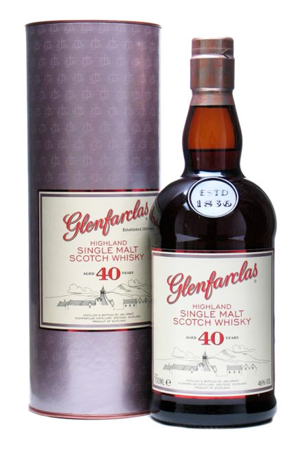FOR THE TOP SHELF | Glenfarclas 40 years old is the pride of Speyside