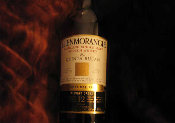 EXTRA MATURE | The smokey flavour of this single malt from Glenmorangie will have you hooked in no time