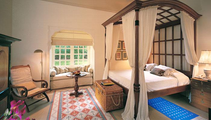 Luxury villa at Oberoi Rajvilas, Jaipur