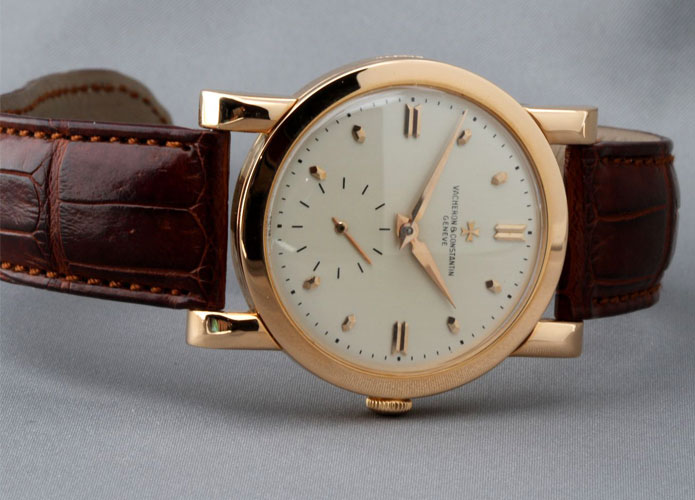 Some of the Vacheron Constantin watches are rarer in terms of numbers than Patek Philippe and have clearly definable identity in terms of appearance and DNA