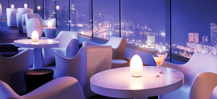 ROOF WITH A VIEW | Experience all that Mumbai has to offer with the best views of the city