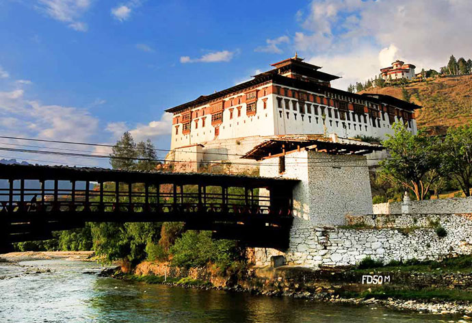 HERMIT KINGDOM  Dotted with monasteries, temples and shrines, with quaint villages and forested valley passes leading the way to picturesque peaks, Bhutan has a lot to offer