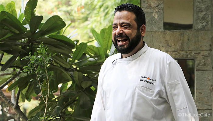 LAUGHTER THERAPY | Manish's jovial nature passes into his dishes through his cooking–making it what we call the comfort food Photo courtesy: Sajeev Kumarapuram
