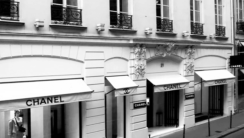World s first chanel spa to open at the ritz hotel in paris for Boutique hotel ritz