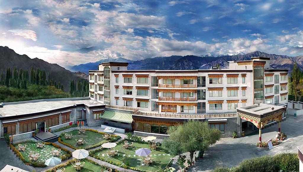 Luxe boutique properties in Ladakh