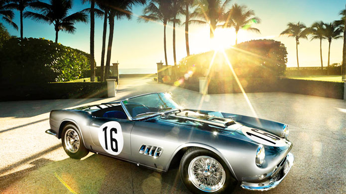 SIXTEEN TILL I DIE | There is no such thing as an old Ferrari – They're either new or classic