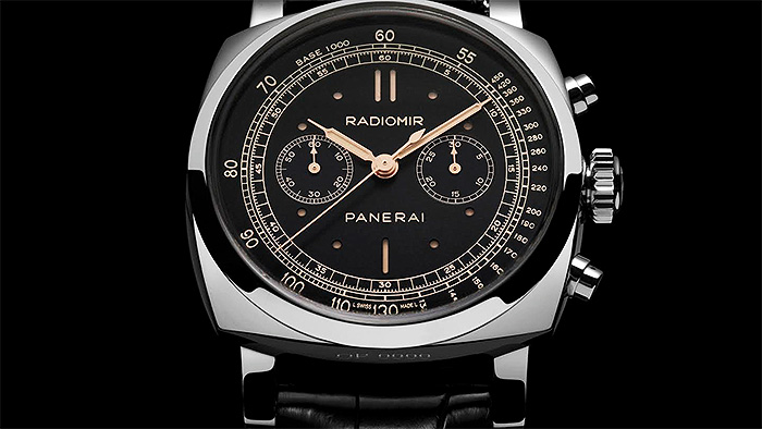 PANERAI RADIOMIR 1940 | The watch comes with a P.999 hand-wound movement, the smallest and thinnest in the range of calibres produced by the Officine Panerai manufacture in Neuchâtel