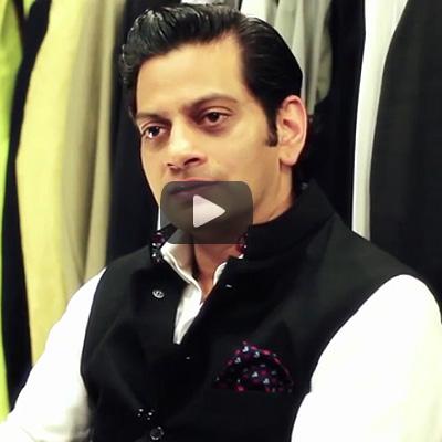 Fashion designer Raghavendra Rathore on why brands don't matter