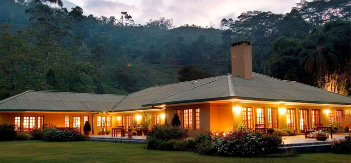 Ceylon Tea Trails | A complete experience is promised here as you savour the varied landscapes, exotic flora, abundant birdlife and the laidback rhythm of a luxurious tea garden life