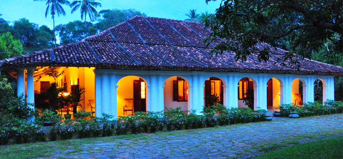 KANDY HOUSE | Colonial elegance is pervasive in this limited occupancy property which brings you close to the untouched countryside