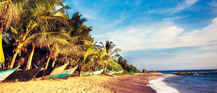 BEACH BLISS | Sri Lanka is a an emerald green island of calm, idyllic charm and yet-to-be-discovered beauty