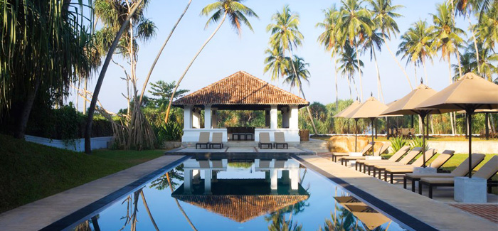 CLUB VILLA BENTOTA | Paradise Road's pride is this beach side resort which was first spotted in its original beauty by renowned architect Geoffrey Bawa