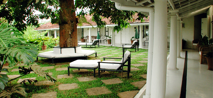 THE SUN HOUSE | Boutique glam is redefined at this planter's retreat tucked into the heart of Galle