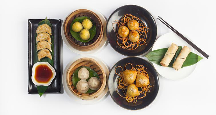 DIMSUM TRAILS AT YAUATCHA | Drool over this tempting feast of dim sums, at their best and most varied