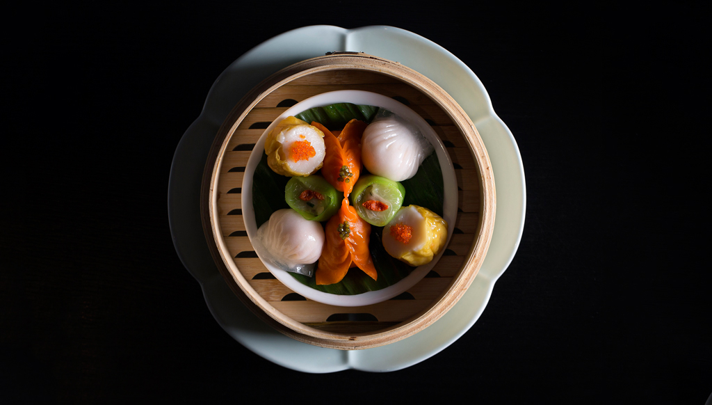 Decoding dim sums, the chef's way