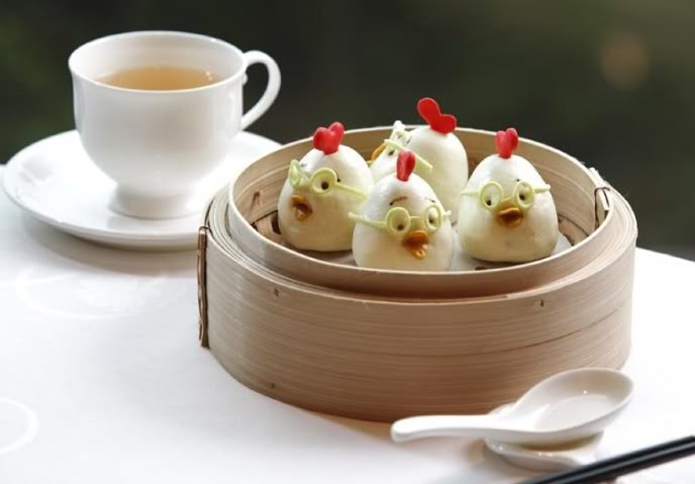 ALL FUNK AND FLAVOUR | Quirky shaped dim sums are part of the reinvention that this Cantonese classic is undergoing while being featured in trendy tea and dim sum pairings