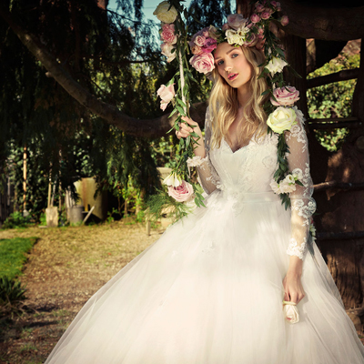 Bohemian Brides | A new slew of brides are taking off the beaten track by going indie on what they wear, want and pack for their weddings