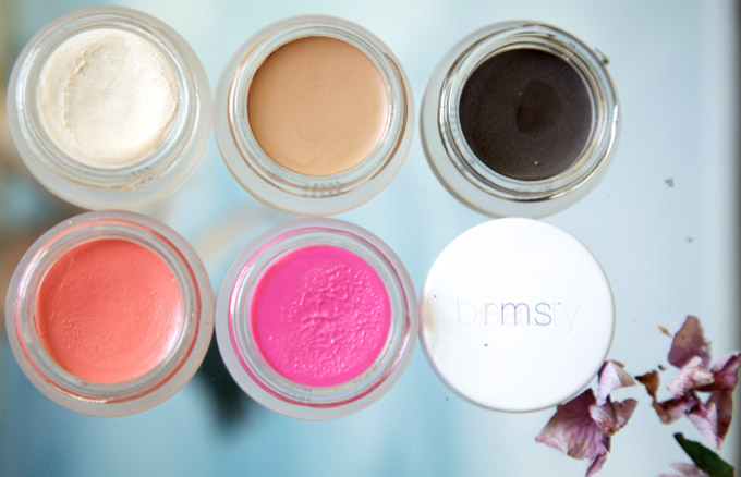 RMS BEAUTY  |  Like skincare with colour, their lightweight, chemical-free products have been created keeping the raw-food principle in mind and are runway favourites as well
