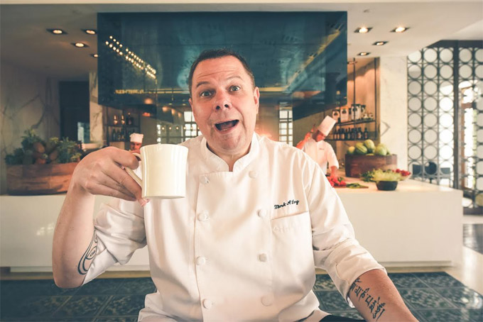 CHEFONOMICS | A global traveller, Chef Mark Anthony Long, is now finding his groove in Goa with re-inventing menus at Hyatt's world-class restaurants