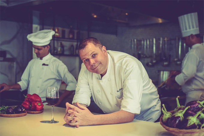 REST AWHILE | In the chaos of the kitchen, Chef Long finds his peace which the reflects in his creations which are all about light, healthy, flavourful cooking