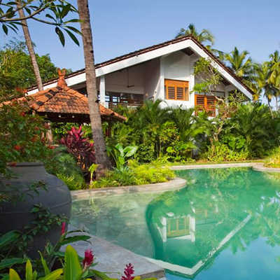 Luxe holiday homes to rent in Goa