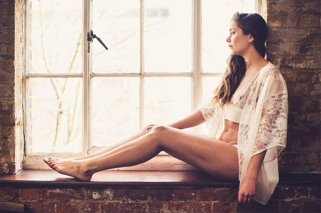LOVER HUVA | Made in UK, sustainable and beautiful this brand promises lovely packaging along with the dreamily soft innerwear