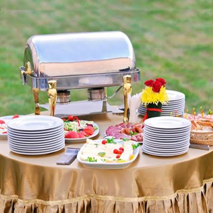 TREAT TO TASTE | Bespoke catering services, well-known restaurateurs and celebrity chefs are all providing for the wedding market which now demands customized menus and world-class food