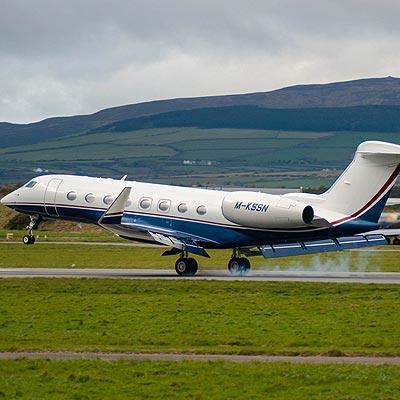 Aviation Tour aboard Gulfstream G650