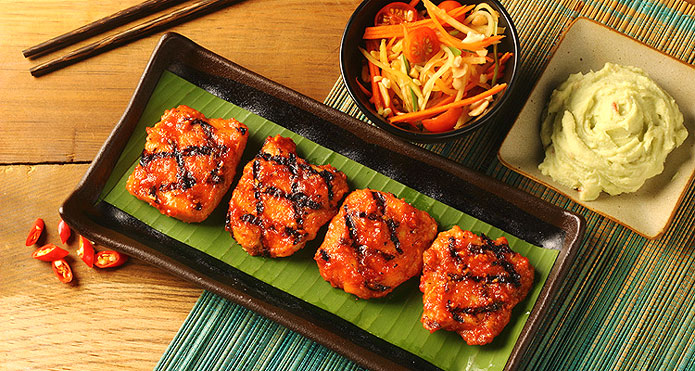 INTERPRETING CUISINES | With an array of Asian flavours informing each dish from the Asian Grills menu, foodies at Shiro took a little trip across the Orient