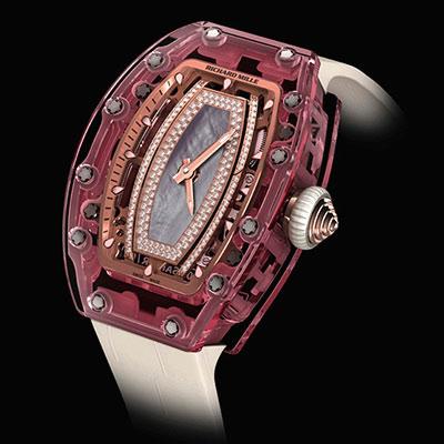 Pink lady sapphire RM 07-02